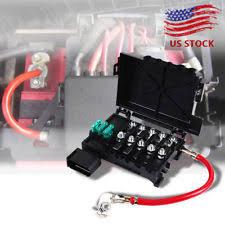 jetta fuse box car truck parts fuse box battery terminal 1j0937550a 1j0937550b for 99 04 vw jetta golf mk4