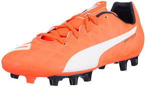 puma football boots. puma unisex kids\u0027 evospeed 5.4 fg jr football boots (training): amazon.co.uk: shoes \u0026 bags