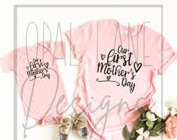 It comes with a complete commercial license! First Mothers Day Svg Etsy