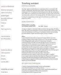 Preschool Teacher Assistant Resume Inspirational Resume For