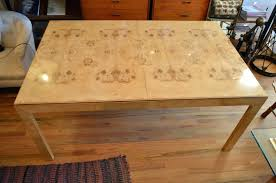 vintage heritage henredon coffee table acquisitions side dining from the scene two collection