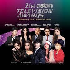 Asian television awards fiona