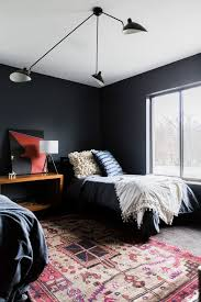 A Michigan Home That Feels More Like Morocco. Black BedroomsBedroom Closets NestTouringBedroomsBlack ...