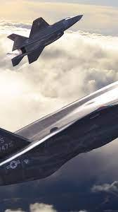 Wallpaper F-35 Lightning II, American ...