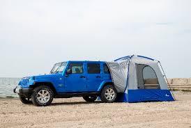 Sportz SUV Tent | CampingComfortably