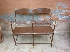Sedie In Ferro Battuto Ebay : Antiche sedie ferro battuto da cinema all amp aperto ultime