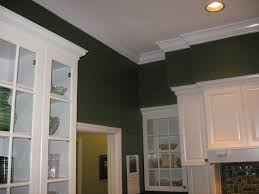 crown moulding soffit traditional kitchen