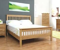 Oak Bedroom Annaghmore Clare Clare Oak Bed Frame Bedsdirectuknet