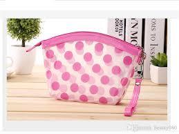 mb 08 cute waterproof travel small makeup pvc cosmetic bag plastic las makeup pouch pvc travel cosmetic makeup bag with zipper