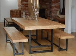 rustic dining table diy. Architecture: Diy 40 Bench For The Dining Table Shanty 2 Chic With Regard To Benches Rustic R