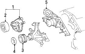 parts com® lexus ls400 radiator oem parts 1999 lexus ls400 base v8 4 0 liter gas radiator