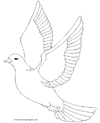 Coloring Pages Of Birds