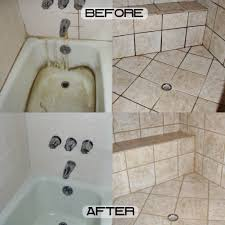 Sealing Bathroom Tile Grout Sealing Tub Surround Northwest Grout Works
