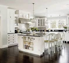 white country cottage kitchen. I\u0027m Not Sure Why I Like This Kitchen...maybe The White With Wood Floors. It Has A Very Homey Feel To It. Country Cottage Kitchen G