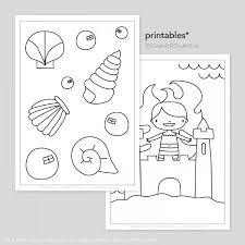 Zeemeermin Printable Kleurplaten Tekeninstructies