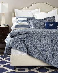 ralph lauren comforter within blue paisley bedding modern bed linen design 13