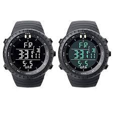 o t s men s outdoor waterproof led digital sports watches black o t s men s outdoor waterproof led digital sports watches black all accessories store