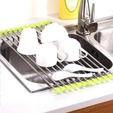 dish dry rack 1 new ing kitchen drying rack sink storage dish holder 1 new