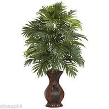 Areca Palm Silk Plants Nearly Natural Indoor Artificial Tropical Palm Tree  6661