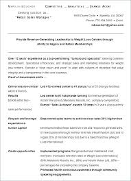 Sample Resume For Retail Sales Associate Sample Retail Sales Manager ...