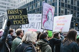redefining the f word what does feminism look like today the feminist movement has evolved since its days of women s lib now it