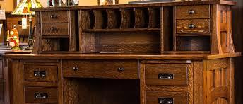 craftsman furniture. Amish Furniture Solid Wood Desk For Sale Craftsman N