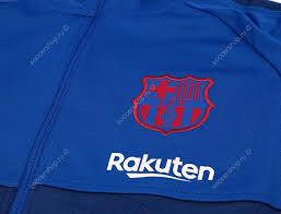 Купить <b>детский</b> тренировочный <b>костюм</b> Барселоны <b>Nike</b> AO6746 ...