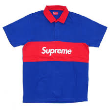 supreme rugby box logo polo shirt supreme