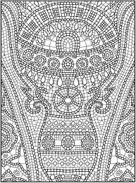 Small Picture 13 best mosaic images on Pinterest Drawings Mandalas and