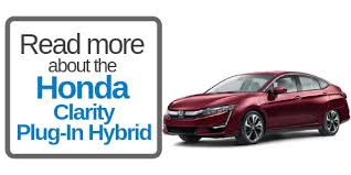 What Colors Does The New 2019 Honda Clarity Plug In Hybrid