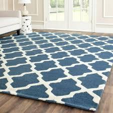 safavieh cambridge navy blue ivory 9 ft x 12 ft area rug