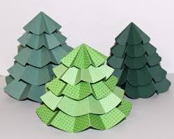 Christmas Crafts Ruffled Christmas Trees Pazzles Craft Room