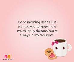 12 endearing good morning love sms for