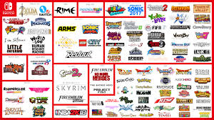 Eb World Level Chart The Nintendo Switch Games Chart Is A Lot Bigger Now