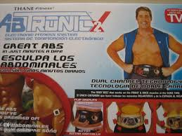 ab tronic fitness slimming belts as seen on tv
