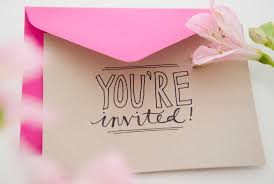 guest etiquette when you're not invited to the wedding Not Invited To Wedding Hurt how to say no to an invitation you can't accept · weddings not invited to wedding but bridal shower