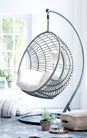 Hanging Chairs For Bedrooms Fresh Get Creative With Indoor Hanging Chairs  Urban Casa
