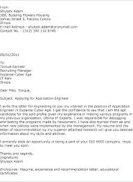 Cover Letter For Education Job – Resume Letter Collection