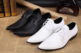 2016 white groom wedding shoes oxford classic italian mens leather shoes wedding men shoes white hommes italine us size 10 5 brown shoes strappy heels from