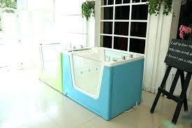 portable pet bathtub grooming bath tub attractive dog bath tub regarding portable large acrylic pet bathtub portable pet bathtub