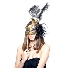 Decorating Masquerade Masks Masquerade Masks Bulk Feathers Sexy Masquerade Ball Masks Women 45