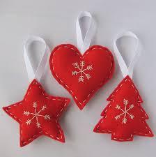 3162 Best SEWEASY Images On Pinterest  Primitive Crafts Easy Christmas Felt Crafts