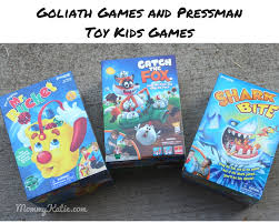 giveaway new kids games from goliath games
