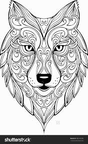 Wolf Coloring Pages Fresh Printable Wolf Coloring Pages Coloring Pages