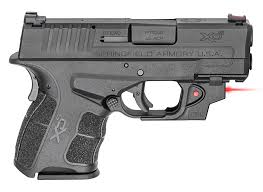 Tactical Light For Xd 40 Subcompact Viridian Releases New Laser Sights For Springfield Armory