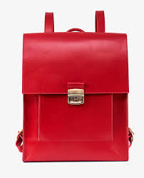 red leather backpack briefcase only pure leather dianaflorian com