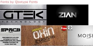 collage fonts free qbotype fonts 57 free fonts fontspace