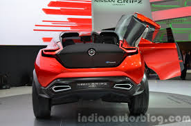2018 nissan juke redesign. wonderful juke nissan gripz concept ground clearance at iaa 2015 intended 2018 nissan juke redesign e