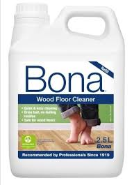 bona wood floor cleaner refill for use with bona spray mop kit 2 5l