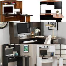 mainstays 3 piece home office bundle black. Home Office L-Shaped Desk W Hutch Computer Corner Work Station Chair Student NEW Mainstays 3 Piece Bundle Black E